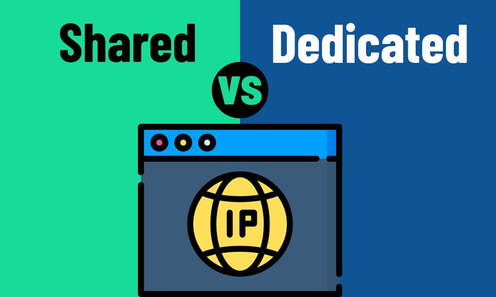 Shared vs. Dedicated IP address for VPN
