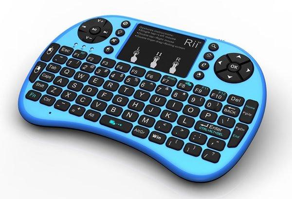 Rii i8+ wireless keyboard