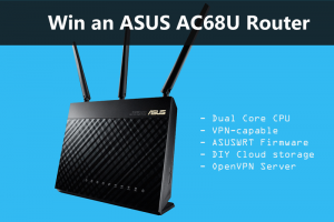 Asus Router Giveaway