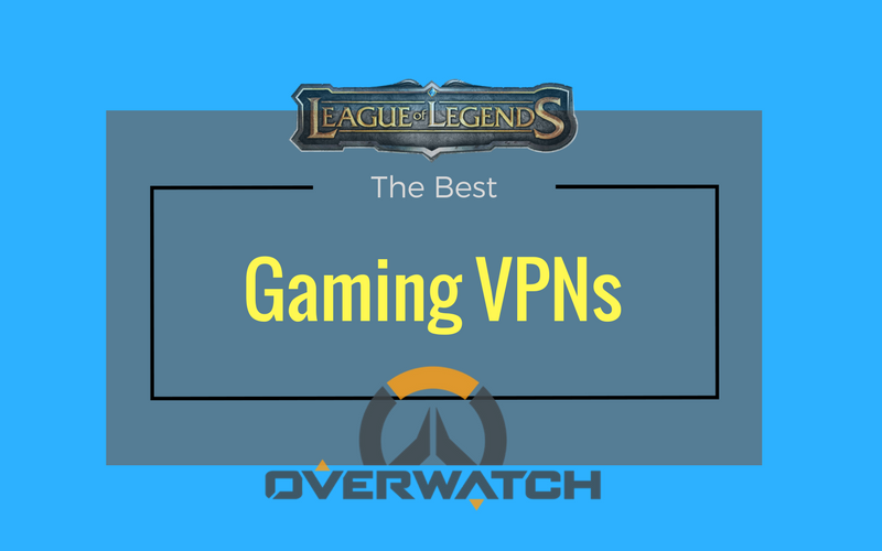 The Best Gaming VPN (featured Image)