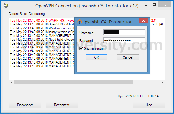 How to set up the OpenVPN Client Software (For ANY VPN Provider)
