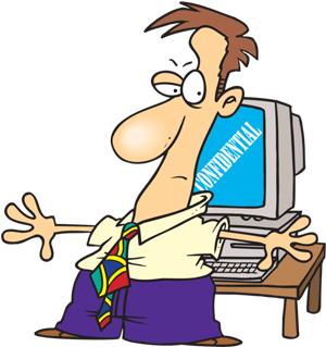 vpn privacy cartoon